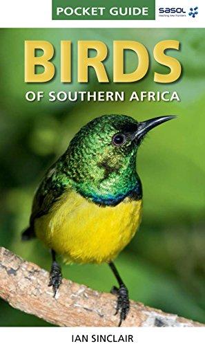Ian Sinclair's New SA Bird Pocketbook