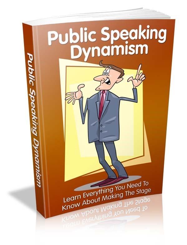 Public Speaking Dynamism